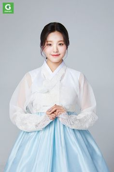 IZ*ONE's Jang Won Young stuns with her Chuseok promotional photos in hanbok as 'G Market' model Happy Lunar New Year, Japanese Girl Group, Famous Girls, Kpop Girls, Korean Girl, Female Models, Celebrities, Pretty, Beautiful
