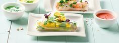 Zet een lekker gerecht op tafel met het New Wave servies van Villeroy & Boch. Ziet het er niet leuk uit?