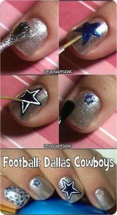 Dallas Cowboys Tutorial