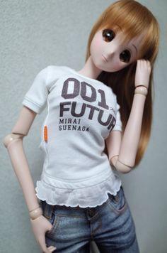 Smart Doll Mirai Suenaga by smtdol_r