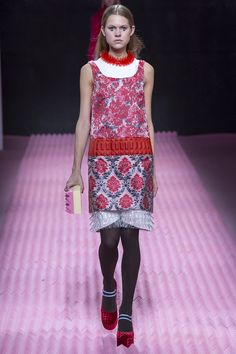 Mary Katrantzou Fall 2015 RTW Runway - Vogue