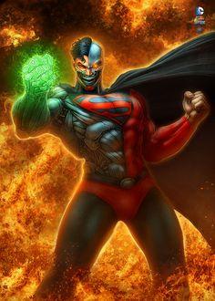 Cyborg Superman by kerembeyit.deviantart.com on @deviantART