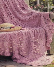 Moonlight Magic Shawl from Mom's Love of Crochet