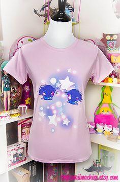 Hey, I found this really awesome Etsy listing at https://www.etsy.com/listing/156697512/kawaii-fairy-kei-pastel-shoujo-manga