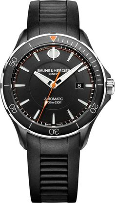 @baumeetmercier Watch Clifton Club Pre-Order #add-content #basel-17 #bezel-unidirectional #bracelet-strap-rubber #brand-baume-et-mercier #case-depth-10-3mm #case-material-steel #case-width-42mm #date-yes #delivery-timescale-1-2-weeks #dial-colour-black #gender-mens #limited-code #luxury #movement-automatic #new-product-yes #official-stockist-for-baume-et-mercier-watches #packaging-baume-et-mercier-watch-packaging #pre-order #pre-order-date-30-05-2017 #preorder-may #sihh-geneve-2017…