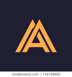 A, AA, AM letters logo monogram Monogram Logo, Initials Logo, Logos, Typography Logo, Typography Design, Lettering, Letter Logo, Letter Monogram, 3 Letter
