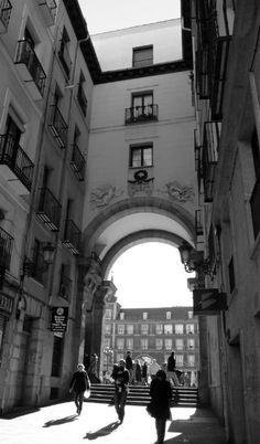 Calle Mayor, Madrid