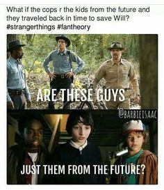 Stranger Things Have Happened, Stranger Things Funny, Stranger Things Theories, Chris Evans, Fan Theories, Conspiracy Theories Mind Blown, Cartoon Theories, Funny Memes, Hilarious
