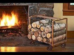 """Résultat de recherche d'images pour """"diy firewood holders"""""""
