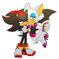 as long as its rouge, shadow is fine with selfies selfie time Sonic The Hedgehog, Silver The Hedgehog, Shadow The Hedgehog, Shadow And Rouge, Shadamy Comics, Ninga Turtles, Rouge The Bat, Amy Rose, Sonic Franchise