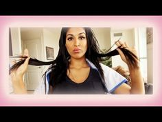 ▶ DIY Hot Oil Treatment - How to Make your Hair Grow Faster and Healthier - YouTube