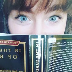 call me anything, but do not call me cute // find out why in this week's blog post. Link in bio!    #books #selfie #selfiesunday #bookstagram #bookaddict #bookaholic #bookworm #booklover #inthegardenofbeasts #eriklarson #bookblog #instablog #blog #blogger #bibliophile #read #reading #currentlyreading #summer #summerreading #lovebooks