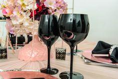 La Vie En Rose! #blackmagic #pinkydecorations