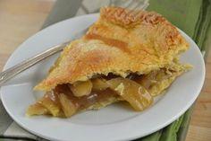A slice of Sam Sifton's apple pie