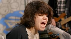 "Now here's how to do a Taylor Swift song...   Screaming Females cover Taylor Swift's ""Shake It Off"""