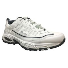 Men's S Sport By Skechers Reactor Performance Athletic Shoes - White