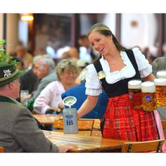 Hofbrau Haus, Munich, Germany.  Downed many a liter here when I went to schooling Munich.  Classic beer hall!