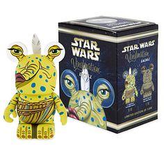 Vinylmation Star Wars Series 6 Eachez Figure - Max Rebo Band - 3'' - Limited Edition | Disney Store