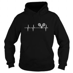 LOVE TENNIS T Shirts, Hoodies, Sweatshirts. CHECK PRICE ==► https://www.sunfrog.com/Sports/LOVE-TENNIS-119812325-Black-Hoodie.html?41382