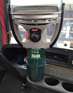 It's easy to stay warm on a chilly morning with a golf cart heater and a golf cart enclosure. Golf Club Sets, Golf Clubs, Ezgo Golf Cart Accessories, Golf Cart Heater, Golf Cart Lift Kits, Golf Cart Enclosures, Custom Golf Carts, Golf Club Grips, Golf Trolley