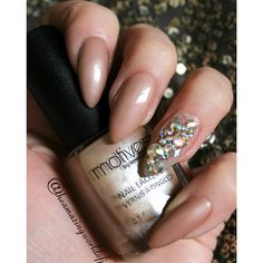 Motives Nail Laquer in 'Vintage'  http://www.motivescosmetics.com/product/motives-nail-lacquer/?id=5408MNP&skuName=vintage