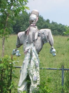 scarecrow in Madison County Kentucky
