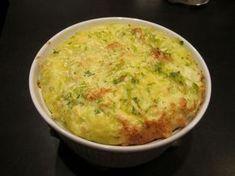 Csodás sajtos, tojásos rakott cukkini, pikk-pakk összedobható és nagyon ízletes!