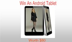 Win an Android Tablet