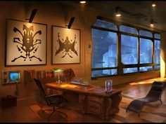 Dreamfall Chapters - Dr. Roman's Office