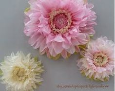 large paper flowers - Google Search