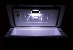 Camping Cooler Accessories - Badger LED Light for Coolers Ice Chests Lids ** Click image for more details.