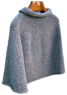 1000+ images about Caplets to knit on Pinterest Ponchos, Capes and Knits