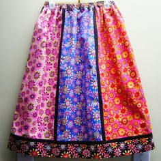 Simply Shoe Boxes: Flower Power Skirt