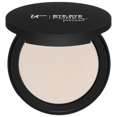 Shop IT Cosmetics's Bye Bye Pores Pressed Poreless Finish Airbrush Pressed Powder at Sephora. This pressed setting powder minimizes the look of pores and comes in a compact to control oil and shine on the go. Sephora, Setting Powder, It Cosmetics Bye Bye Pores, Best Powder, Waterproof Concealer, Minimize Pores, Translucent Powder, Finishing Powder, Pickup Lines