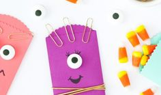 15 Cute DIY Ways to Package Your Halloween Treats