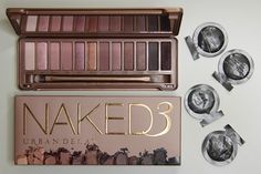 5 Urban Decay Naked3 Palette Tutorials