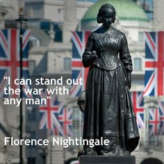 Nurse Florence Nightingale is one of the few statues in Britain of women. Recently, a number of campaigns across the country have set out to change this.