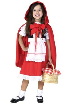 Put on our deluxe girls little red riding hood costume for a fantastic and exclusive storybook halloween costume. Join the big bad wolf for a great couples halloween costume! Costume Adulte Halloween, Halloween Costumes For Girls, Boy Costumes, Costumes For Teens, Toddler Costumes, Halloween Kids, Halloween Cosplay, Costume D'halloween Fille, Costume Garçon