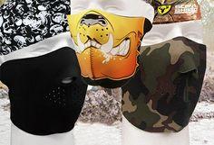 Máscaras térmicas Bs. 98 en vez de Bs. 140 por una máscara térmica en Armagedon Military Look