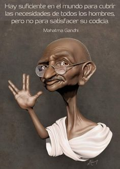 Aprender Valores: Una cita de Mahatma Gandhi #citas