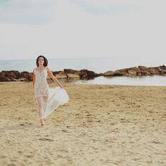 Brautkleid Enedin Seide, Wedding dress Silk, bridal style