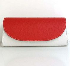 New 2-Tone Clutch on the Fashism Shop!