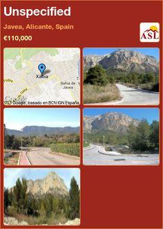 Unspecified in Javea, Alicante, Spain ►€110,000 #PropertyForSaleInSpain