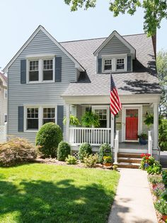 Copy the Curb Appeal: Essex County, New Jersey | Landscaping Ideas and Hardscape Design | HGTV