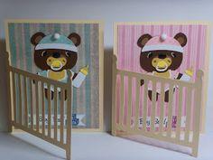 Baby Cards Bear Paper Crafts Ideas For 2019 Newborn Black Babies, Baby Girl Crochet Blanket, Baby Bug, Baby Boy Photos, New Baby Cards, Cricut Cards, Baby Decor, Scrapbook Cards, Scrapbooking