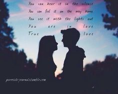 You Are In Love- Taylor Swift