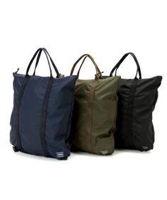 Yoshida & Co. Porter Bags