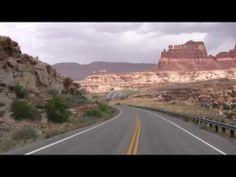 This video was captured during a tour around the four corners region along a section of Utah 95 heading West through Glen Canyon. Glen Canyon, Motorcycle Travel, Lake Powell, Immersive Experience, Wonders Of The World, Monument Valley, Utah, Country Roads, Adventure
