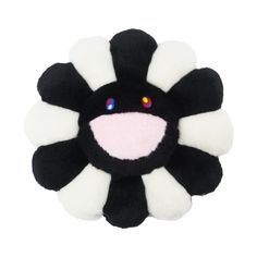 "Toys – Tagged ""Plushes"" – GiantRobotStore Black And Grey Bedroom, Black And White, Love Canvas, Canvas Prints, Balloon Dog Sculpture, Murakami Flower, Tiger Rug, Takashi Murakami, For Sale Sign"