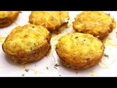 Muffin Style Tuna Melts | Easy and Fast | Low Carb & Keto Diet